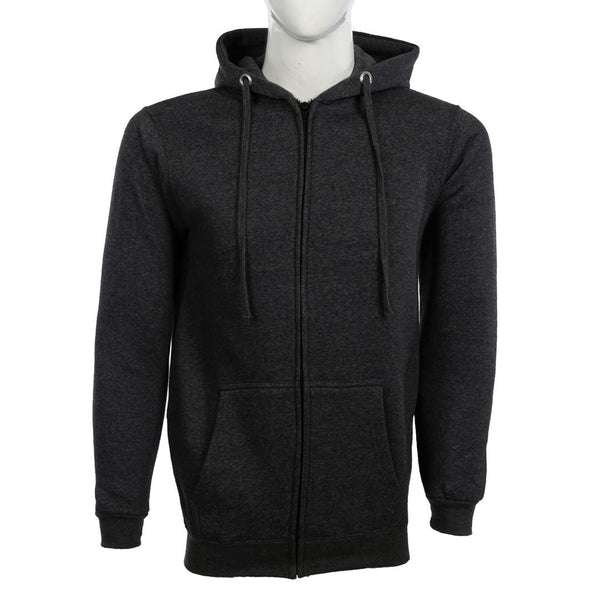 Teemoji Zipper Dark Grey