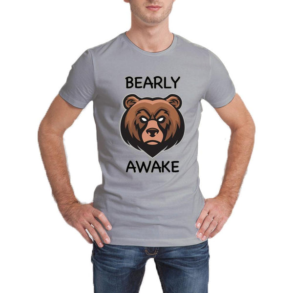 Teemoji Bearly Awake