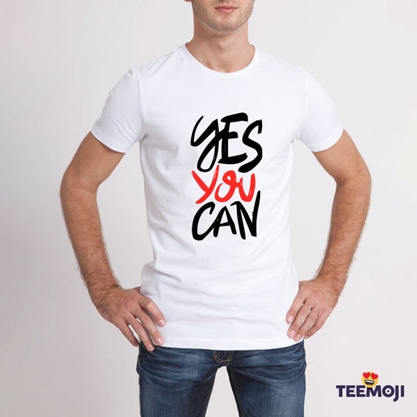 Teemoji Yes You Can