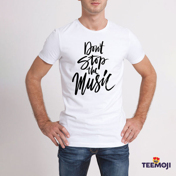 Teemoji Don't Stop The Music