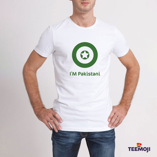 Teemoji I Am Pakistani