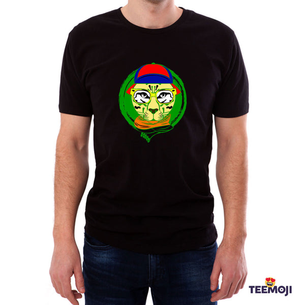 Teemoji Tiger Black