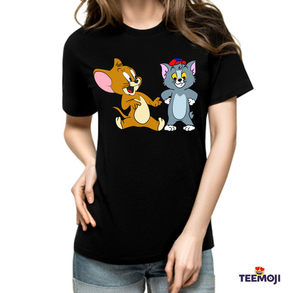 Teemoji Tom And Jerry