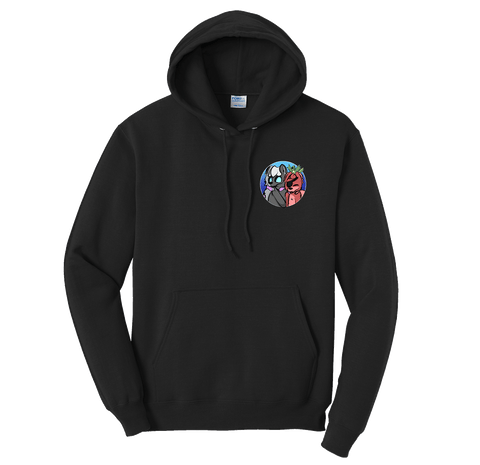Best Buds hoodie! (front only)