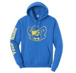 Limited Edition! Custom Name, Golden Foxy Hoodie