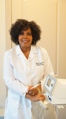 MEET DR. WINNIE KING, MD Welcome to my shopping site! I'm Dr. Winnie King, MD   and I created this site to provide access to my rejuvenating skin care line and fun products which I create.  My company, Winnie King, MD Aesthetics and Wellness is all about helping my patients look and feel the way they have always dreamed. I evaluate both internal and external issues to create a specific game plan to help them achieve their goals.  My skin care line was formulated to transform your skin, especially when coupled with my other skin care services such as PRP skin rejuvenation, painless laser treatments and skin tightening.  Although I am a practicing physician with other 25 years of experience, I have always loved sewing, knitting, crocheting and crafting unique and beautiful things.  Check out my ETSY Account for products such as convertible aprons, handmade soap, wire jewelry or handmade decorator faux cakes, I love expressing my artistic side.  https://www.etsy.com/shop/WrkingDesigns?ref=seller-platform-mcnav  Enjoy!