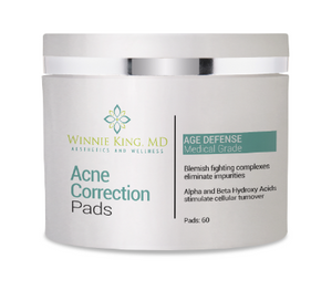 ACNE CORRECTION PADS - TheDrWinnieKingStore.com