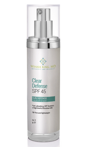 CLEAR DEFENSE - TheDrWinnieKingStore.com