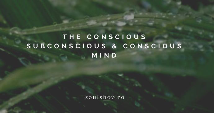 The Conscious Mind , The Subconscious Mind & The Unconscious Mind.🧿