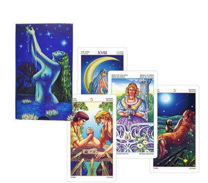 Wheel Year Tarot Cards