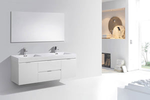 Wall Mount Bathroom Vanities