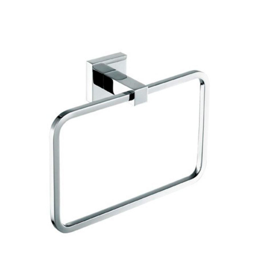 Towel Ring – Chrome