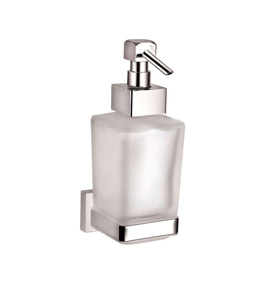Wall Mount Soap Dispenser – Chrome