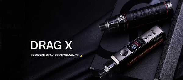 drag x vape kit