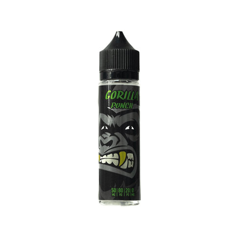 Gorilla Punch by Monke Junk Short Fill 50ml grey-haze.myshopify.com