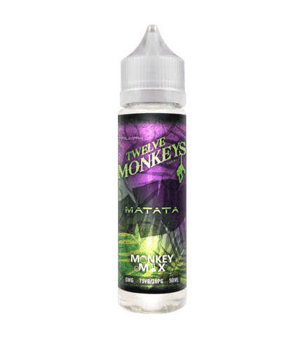 Matata - Twelve Monkeys - 50ml Short Fill grey-haze.myshopify.com