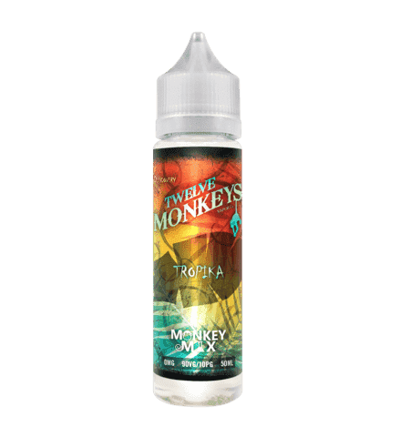 Tropika - Twelve Monkeys - 50ml Short Fill grey-haze.myshopify.com