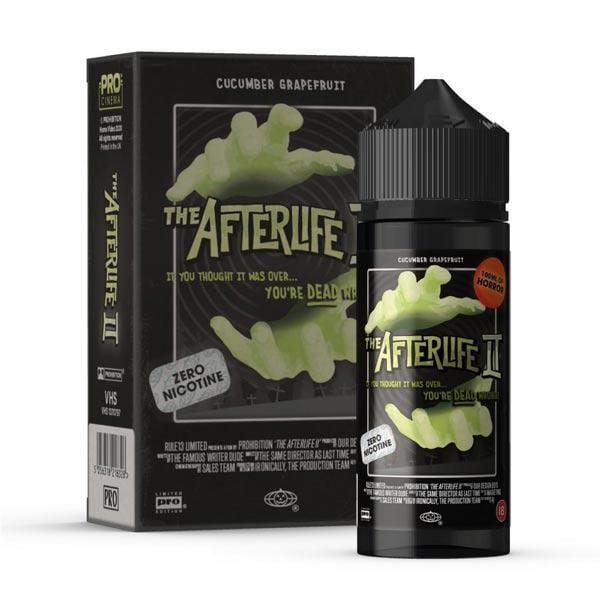 Afterlife - Afterlife II Short Fill 100ml