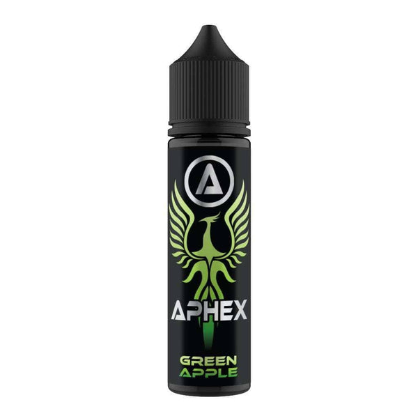Green Apple by Aphex Short Fill 50ml
