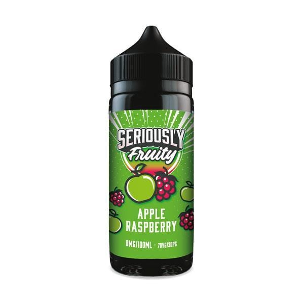 Apple Raspberry Seriously Fruity by Doozy Short Fill 100ml
