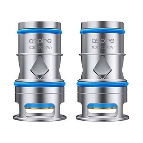 Aspire Odan Replacement Coils 3 Pack Aspire grey-haze.myshopify.com