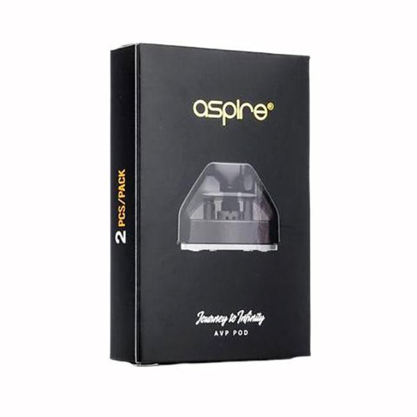 Aspire AVP Replacement Pods Pack of 2