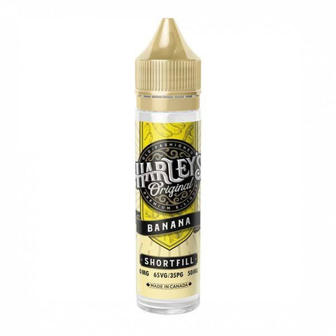 Banana by Harley's Original Short Fill 50ml