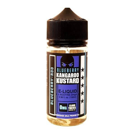 Blueberry Kangaroo Kustard by Cloud Thieves  - 100ml E-liquid
