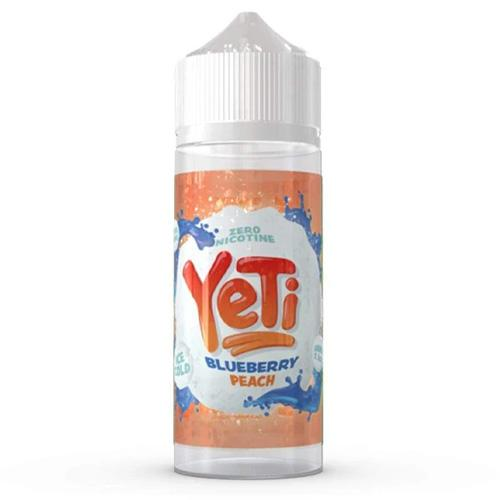 Blueberry Peach by Yeti Short Fill 100ml