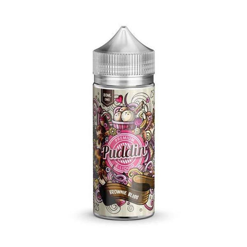 Brownie Bliss by Puddin' Short Fill 80ml