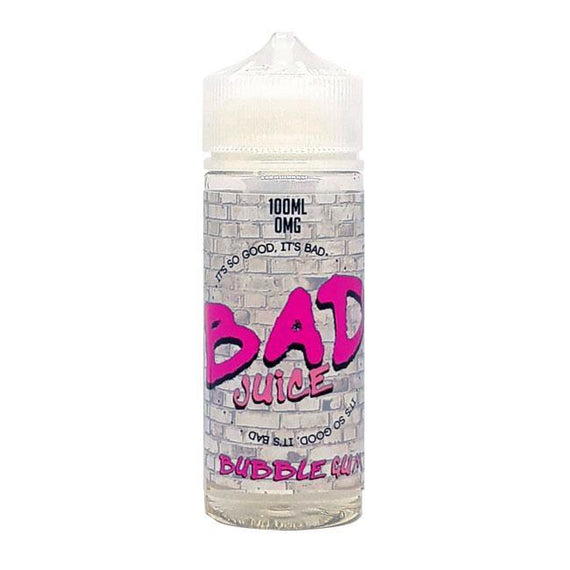 Bubblegum by Bad Juice Short Fill 100ml