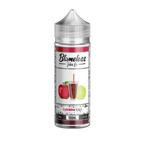 Caribbean Kola by Blameless Juice Co Short Fill 100ml grey-haze.myshopify.com