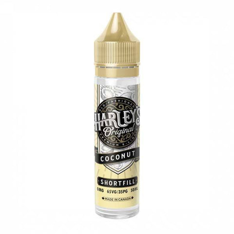 Coconut by Harley's Original Short Fill 50ml
