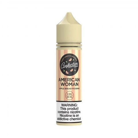 American Woman by Confection Short Fill 50ml