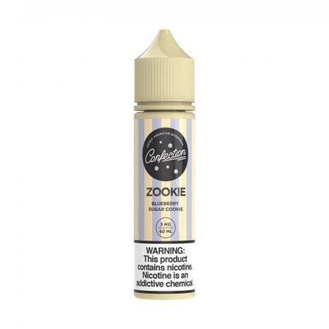 Zookie by Confection Short Fill 50ml grey-haze.myshopify.com