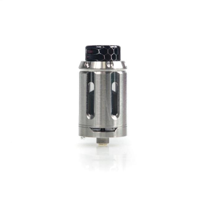 Squid Industries Peacemaker RTA 25mm (Single Coil Deck) grey-haze.myshopify.com