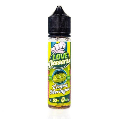 Lemon Meringue by Love Desserts Short Fill 50ml grey-haze.myshopify.com