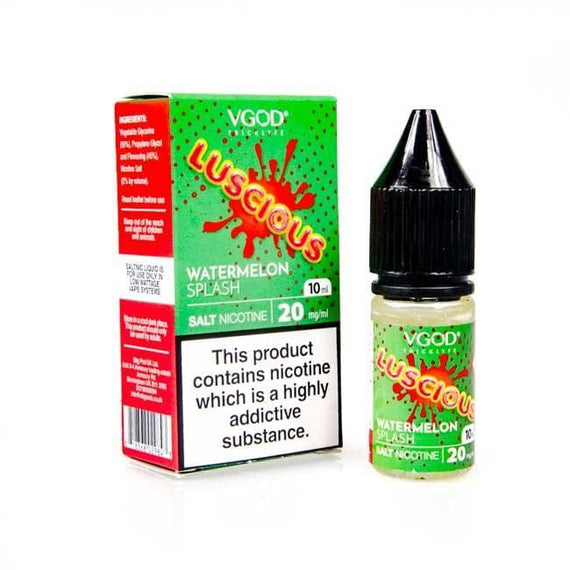 Luscious VGOD Salt Nic E-Liquid 10ml