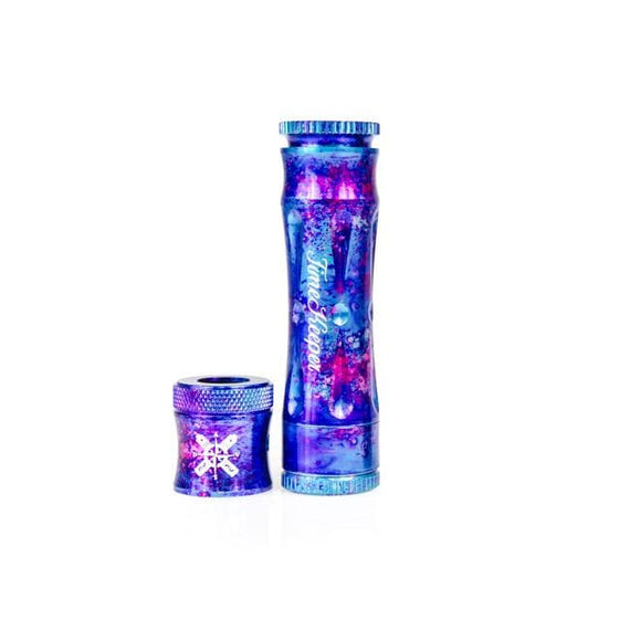 Time Keeper - Cotton Candy Limited Edition Mech Mod By Avid Lyfe