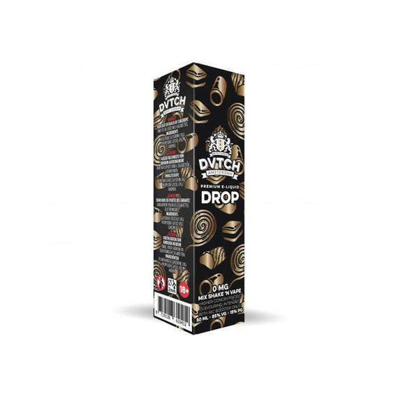 Drop - MIX SERIES - DVTCH Amsterdam - 50ML - Short Fill