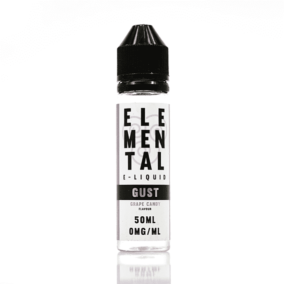 Elemental Gust - Grape Candy - 50ML - Short Fill
