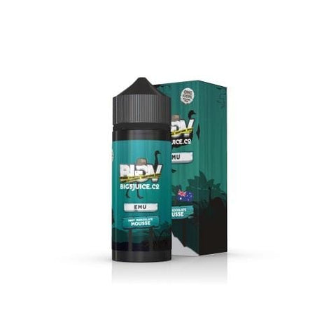 Emu Creamy Series by Big 5 Juice Co Short Fill 100ml