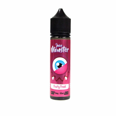 Fruity Freak by Juice Monster Short Fill 50ml grey-haze.myshopify.com