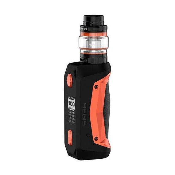 Geekvape Aegis Solo 100W TC Kit with Cerberus Tank