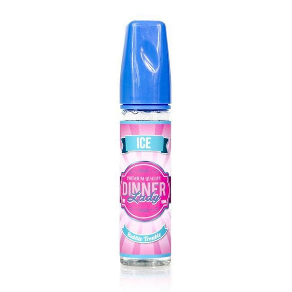 Bubble Trouble ICE Dinner Lady - Short Fill 50ml