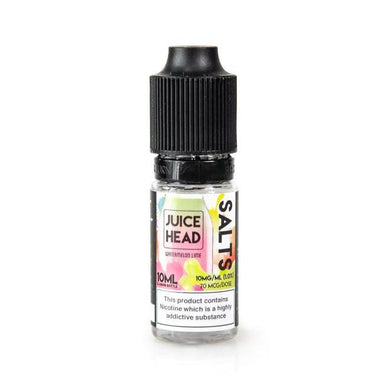 Watermelon Lime by Juice Head - Salt Nic E-Liquid 10ml grey-haze.myshopify.com
