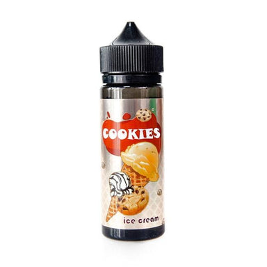 Cookies Ice Cream Short Fill 100ml grey-haze.myshopify.com