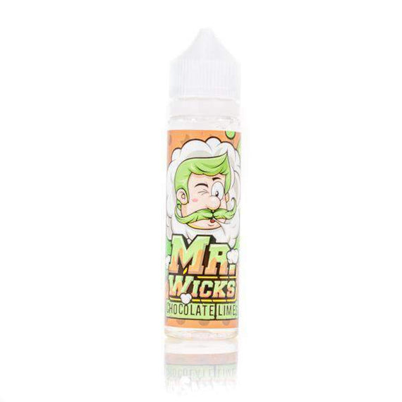 Chocolate Limes by Mr Wicks - Short Fill 50ml
