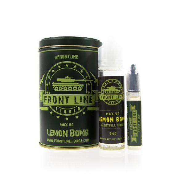 Lemon Bomb by Frontline Short Fill 50ml grey-haze.myshopify.com