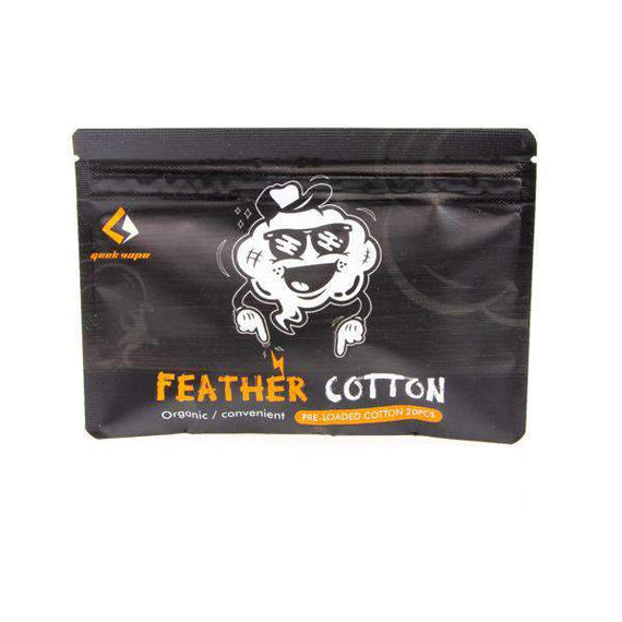 Geek Vape Feather Cotton 20pcs